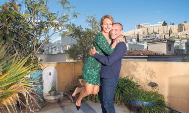 Δανάη Στράτου: «Δεν θα ξαναέκανα τη φωτογράφιση στο Paris Match»
