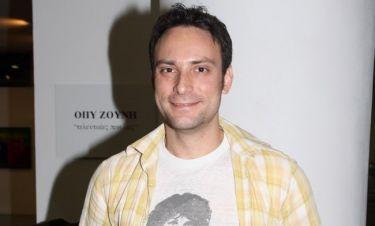 Κωνσταντίνος Λάγκος: «Δουλεύω συνέχεια, από το πρωί ως το βράδυ»