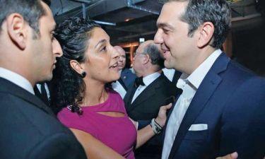 Ανθούλα Κατσιματίδη: Η συνάντησή της στη Νέα Υόρκη με τον Αλέξη Τσίπρα