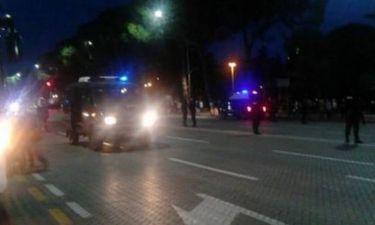 Απίστευτο! 14χρονος Αλβανός πέταξε πέτρες στην Σερβία και συνελήφθη! (video)