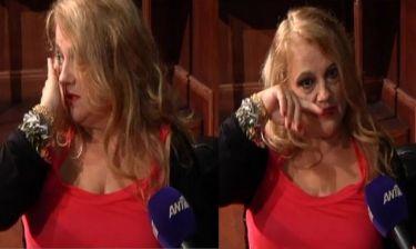Ελένη Καστάνη: Λύγισε on camera όταν ρωτήθηκε για το θάνατο της αδερφής της