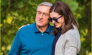 Anne Hathaway: Τι είπε για την συνεργασία της με τον De Niro