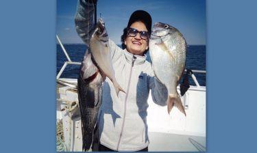 Ποιος Ρόκκος; Η Άλκηστις έκανε την καλύτερη ψαριά!