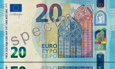 Το κόλπο για να διαπιστώσετε αν είναι πλαστό το νέο χαρτονόμισμα των 20 ευρώ (pics+vid)