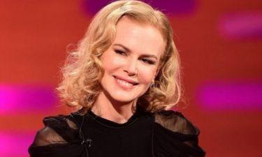Μας κοροιδεύει; H αστεία δήλωση της Nicole Kidman για το γάμο της κόρης της