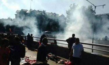 Συγκλονιστικά ντοκουμέντα από την επίθεση στην Άγκυρα - (photos - videos)