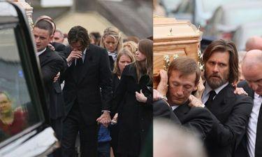 Τζιμ Κάρεϊ: Συντετριμμένος αποχαιρέτησε την πρώην σύντροφό του