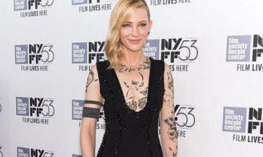 Δείτε την Cate Blanchett μαζί με την πανέμορφη κορούλα της!