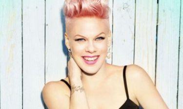 Τρομάξαμε να την αναγνωρίσουμε: Δείτε την Pink χωρίς ίχνος μακιγιάζ!