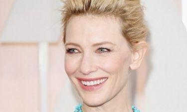 Cate Blanchett εσύ; Αποκάλυψε με ποιον star θα έκανε sex και μας άφησε με το στόμα ανοιχτό