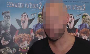 Έλληνας τραγουδιστής έγινε τερατάκι του σινεμά