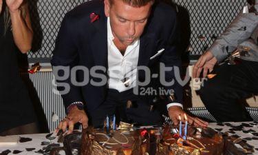 Πάρτι για τα γενέθλια του Σπύρου Σούλη