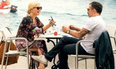 Μπακοδήμου: Ρομαντική απόδραση με τον αγαπημένο της