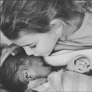 Η γλυκιά ευχή της Κάτιας στον γιο της