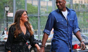 Lamar Odom: Έσφιξε το χέρι της Kim Kardashian, ενώ είναι σε κώμα