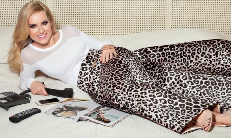Μαρία Μπεκατώρου: «Έβαλα μια μπλούζα του Αντώνη στο πλυντήριο και βγήκε στο δικό μου μέγεθος»