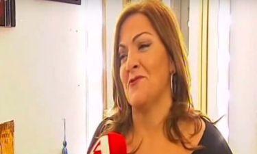 Έξαλλη η Σταυροπούλου όταν ρωτήθηκε ξανά για την σέξι φωτό της κόρης της