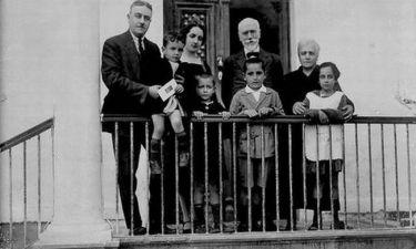 Το φωτογραφικό άλμπουμ της ζωής του Κωνσταντίνου Μητσοτάκη (photos)