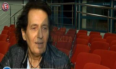 Πασχάλης Αρβανιτίδης: Η απίστευτη ενόχλησή του κατά τη διάρκεια συνέντευξης