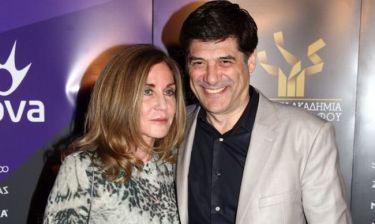 Γιώργος Χωραφάς: Μιλάει για την εδώ και 40 χρόνια σύζυγό του Ροζαλίν