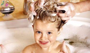 Φροντίστε τα μαλλιά των παιδιών σας με πέντε φυσικούς τρόπους