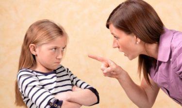 Πειθαρχία:Τα συνηθέστερα λάθη των γονιών