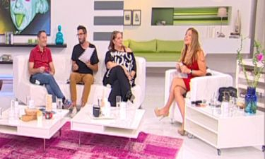 Τι ζήτησε από το gossip-tv η Ναταλία Γερμανού;