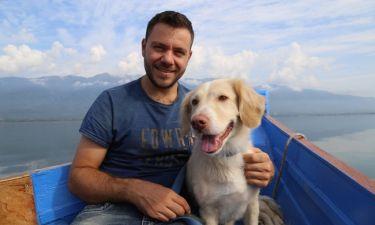 Ο Ευτύχης Μπλέτσας σε ένα ξεχωριστό road trip στο νομό Σερρών