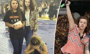 Χαμός! Ακυρώθηκε η συναυλία και ξέσπασαν σε κλάματα οι fans των One Direction