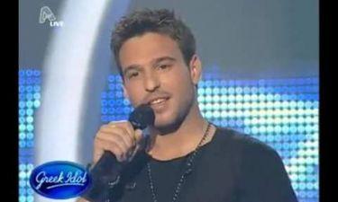 Θυμάστε τον Διογένη από το «Greek Idol 1»; Δείτε τον να τραγουδάει σε αθηναϊκή πίστα