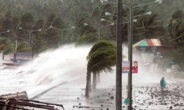 Τυφώνας «Πατρίτσια»: Η πιο ισχυρή θύελλα που θα «χτυπήσει» ποτέ στον πλανήτη