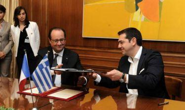 Τα έξι κρίσιμα θέματα της διαπραγμάτευσης που έθεσε ο Τσίπρας στον Ολάντ