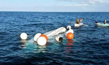 Τραγωδία στο Αιγαίο: Νέο ναυάγιο στη Μυτιλήνη με δυο μικρά παιδιά νεκρά