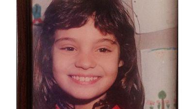 Ποια γνωστή ηθοποιός είναι μικρή της φωτό;