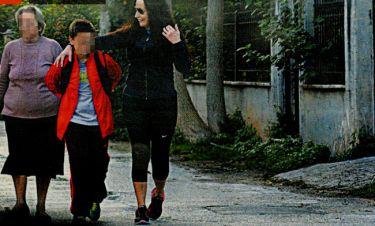 Τα 24ωρα της Βίκυς Σταμάτη μετά τη φυλακή