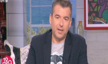 Λιάγκας: «Από όλα τα κανάλια που έχω περάσει το Star θεωρώ σπίτι μου»