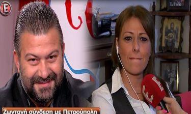 Ο Ματθαίος Γιαννούλης έκανε πρόταση γάμου στην σύντροφό του ζωντανά στην εκπομπή της Πάνια