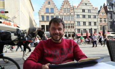 Σε Βέλγιο και Βρυξέλλες o Ευτύχης Μπλέτσας