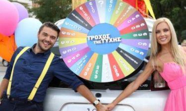 Πέτρος Πολυχρονίδης: «Θέλω ο 'Τροχός της τύχης' να συνεχιστεί για τρίτη σεζόν»