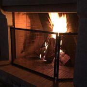 «Επιτέλους χειμώνιασε....τζακάκι στο φουλ!!!!Καλό σαββατόβραδο»