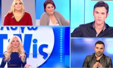 Νάσος Γουμενίδης για «Λόγω TiVis»: «Ο Γεωργιάδης δεν κάνει για τηλεόραση»