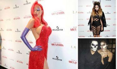 Halloween 2015: Αυτές ήταν οι μεταμφιέσεις των celebrities που ξεχωρίσαμε!