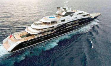 Για αυτό το σκάφος ο Bill Gates πλήρωσε 5 εκ. δολάρια την εβδομάδα!