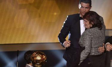 Η μητέρα του Ronaldo δεν τον ήθελε. Παραλίγο να κάνει έκτρωση
