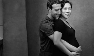 Ο Mr Facebook περιμένει τον… απόγονο!