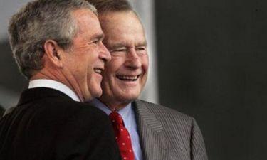Μπους εναντίον… Μπους