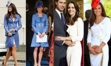 H Kate δεν είναι σπάταλη: Φοράει και ξαναφοράει τα ίδια ρούχα! (φωτό)