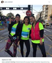 33ος Μαραθώνιος Αθήνας: Οι Έλληνες celebrities έτρεξαν για καλό σκοπό! (φωτό)