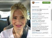 Φαίη Σκορδά: Με ένα «Καλό ΣΚ» 8.000 likes στο Instagram!