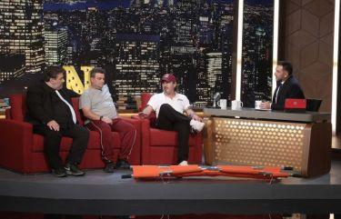 Τhe 2night Show: Αυτοί είναι οι  καλεσμένοι του Αρναούτογλου στην πρεμιέρα του